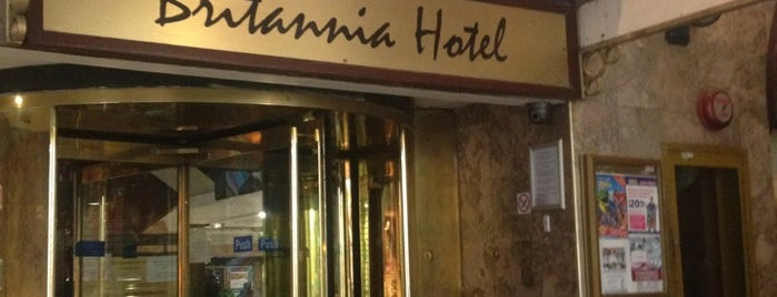 Britannia Hotel is one of Giannicola 님이 좋아한 장소.