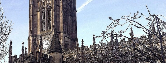 Manchester Cathedral is one of Manchester to-do.
