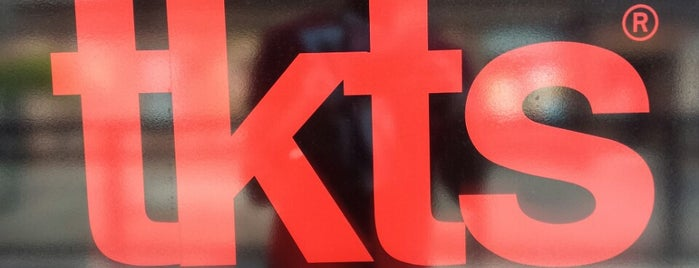 TKTS South Street Seaport is one of NY.