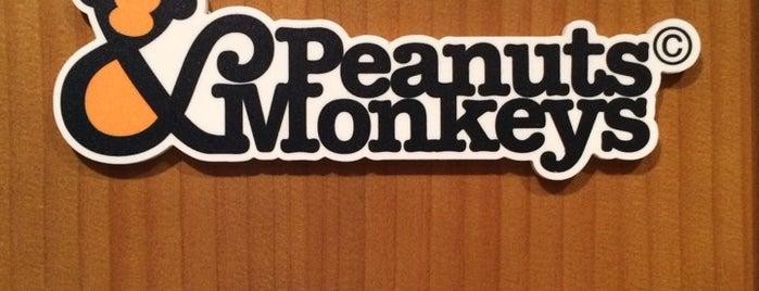 Peanuts&Monkeys is one of Agencias.