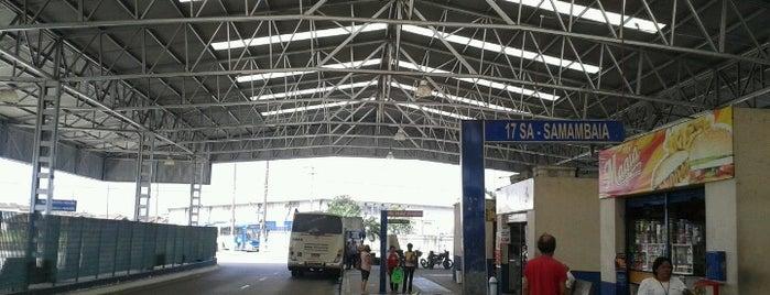 Terminal Rodoviário Tatico is one of Posti salvati di Fabs.