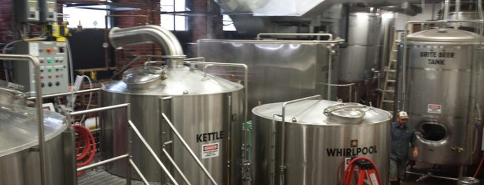 Baxter Brewing Company is one of North East Breweries.