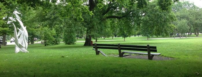 Harold Washington Park is one of สถานที่ที่ Ebony ถูกใจ.