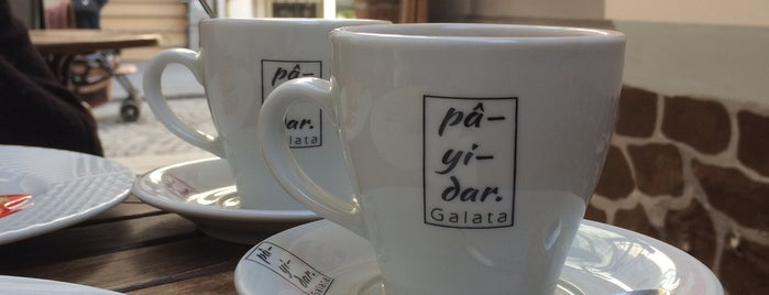 Payidar Galata is one of Kahvaltı kitap.