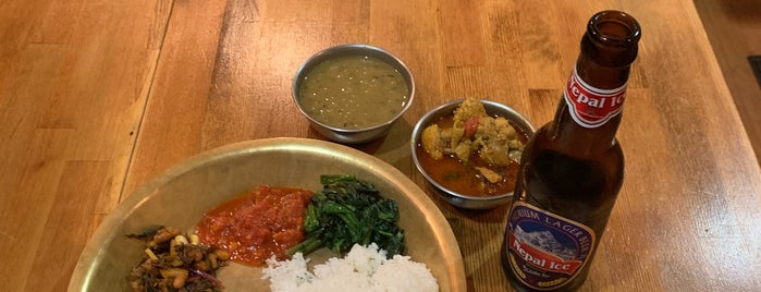 Bhetghat is one of TOKYO-TOYO-CURRY 4.