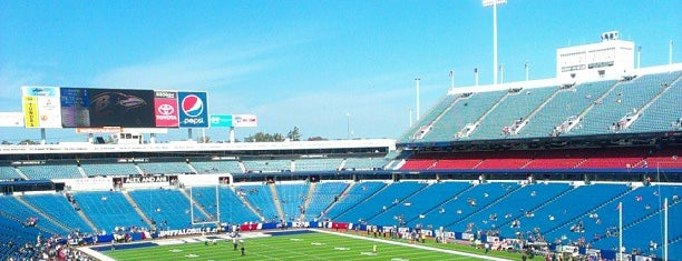 New Era Field is one of The Most Popular Football Stadiums in the US.