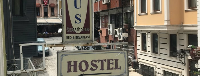 Bahaus Hostel is one of Istanbul.