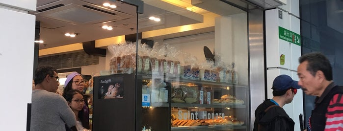 Saint Honore Cake Shop is one of Hong Kong Faves.