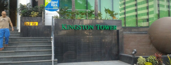Kingston Tower is one of Lieux qui ont plu à Shank.