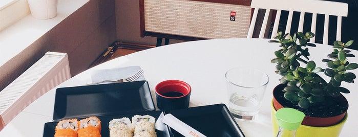 Sushi King is one of Laura'nın Beğendiği Mekanlar.