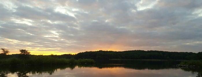Lake MacBride is one of MURICA Road Trip.