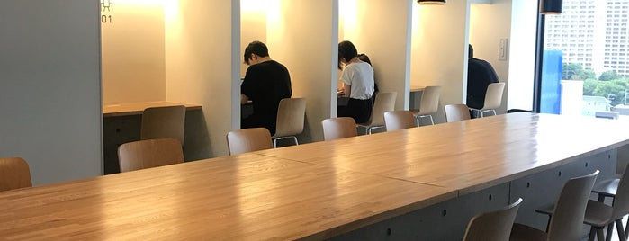 Ninehours Kitashinjuku is one of Tokyo, JP.