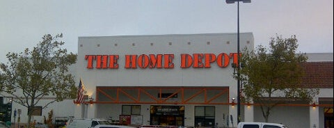 The Home Depot is one of Tunc 님이 저장한 장소.
