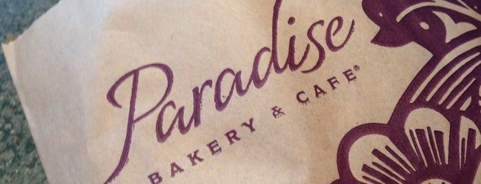 Paradise Bakery & Cafe is one of Jared's Liked Places.