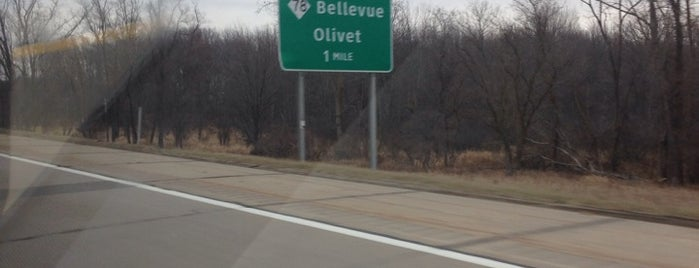 Olivet, Michigan is one of Tempat yang Disukai Myka.