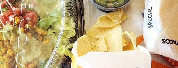 Taco Bell is one of Orte, die Joe gefallen.