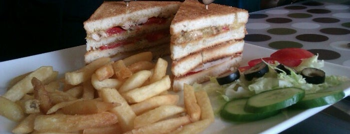 Kiko's Café & Restaurant is one of Favorites in Egypt.