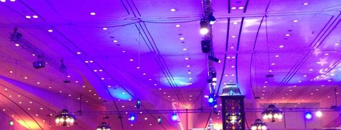 Fawanees Ramadan Tent is one of Lugares guardados de ❤️.