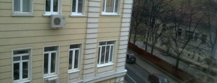 Академическое музыкальное училище при МГК им. П.И. Чайковского is one of Москва, где я была #2.