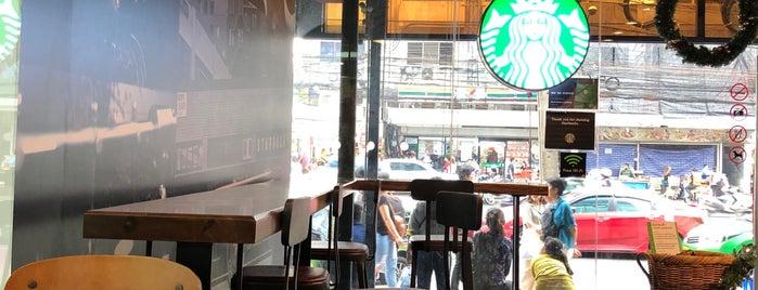 Starbucks is one of Lieux qui ont plu à WuWu.