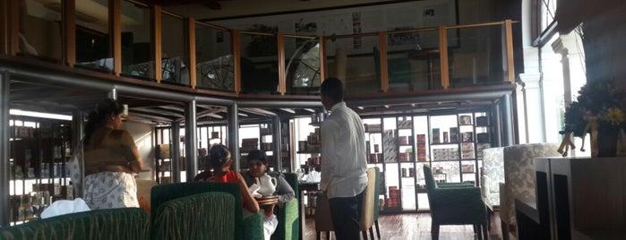 Ceylon Tea Moments is one of Locais salvos de Jeremy.