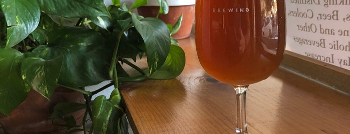 Homage Brewing is one of California Breweries 4.