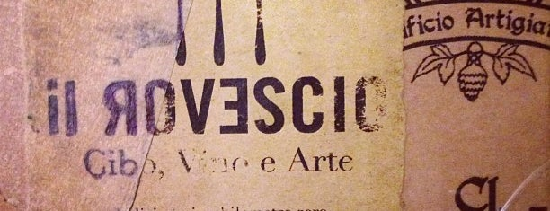 il Rovescio is one of food.