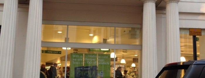 Waitrose & Partners is one of Londoner.
