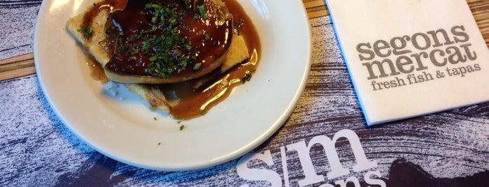 Segons Mercat is one of Restaurants.