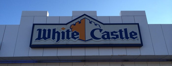 White Castle is one of Arthur's Great Place To Eat.