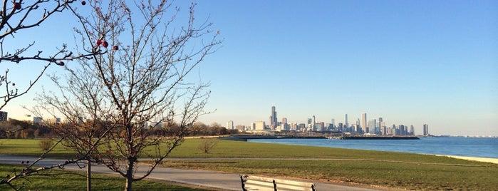 Burnham Park is one of Chicago.