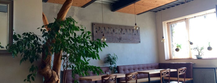 Panorama Café is one of Coffee & Tea 2.