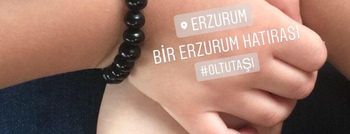 Taşhan Siyah İnci Oltu Taşı is one of Doğu Ekspresi.