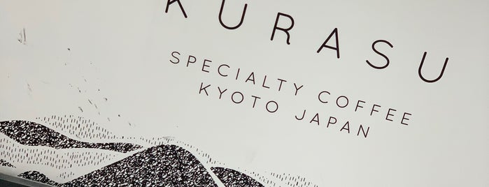 Kurasu is one of SG cafe.