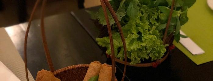 An Nhiên II Vegetarian Restaurant is one of Posti che sono piaciuti a Steven.