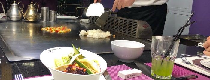 Meat Line is one of китайская кухня / chinese cuisine.