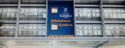 Biblioteca Central Dom Fernando Gomes dos Santos is one of Liaさんのお気に入りスポット.