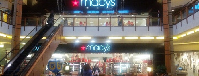 Macy's is one of Tryout these places ....