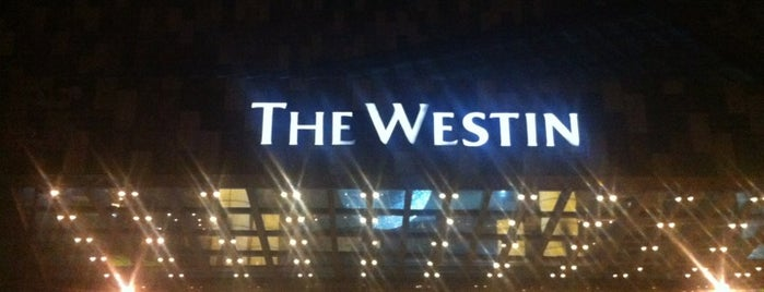The Westin Beijing Chaoyang is one of Posti che sono piaciuti a Andrea.