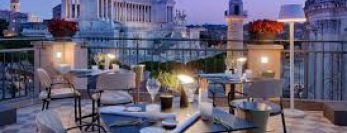 Hotel NH Collection Roma Fori Imperiali is one of Italy.