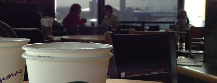 Starbucks is one of Matthew's Liked Places.