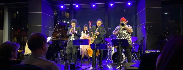 Dizzy's Jazz Club is one of Tempat yang Disimpan Anya.