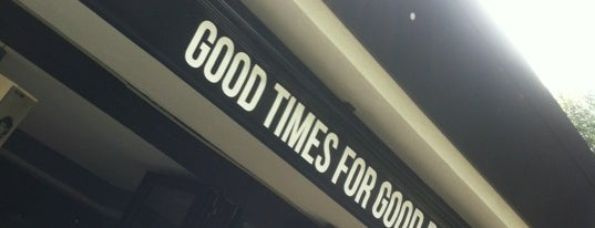 Good Times For Good People is one of Tempat yang Disukai Erik.