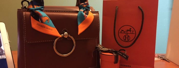 Hermès is one of Clothing.