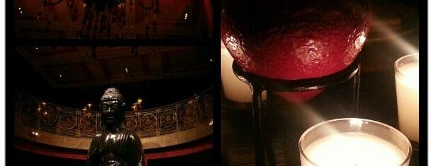 Buddha-Bar is one of prazsky bary / bars in prague.