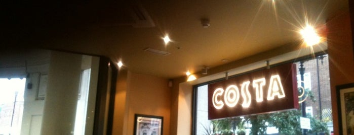 Costa Coffee is one of Stuff I want to see and redo in London.