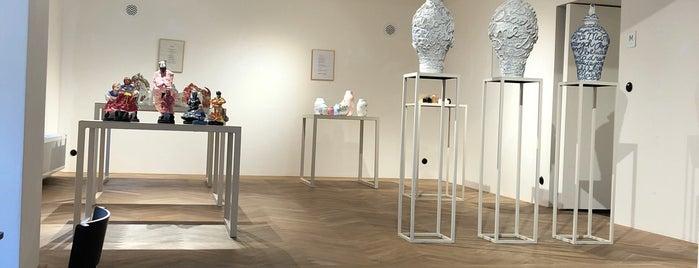 GaP | Galerie a Prostor is one of Jiri : понравившиеся места.