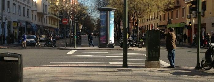 Bulevar De La Calle Ibiza is one of Posti che sono piaciuti a Ion.