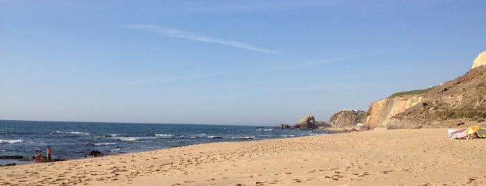 Praia da Formosa is one of Portugal - Tups bday.