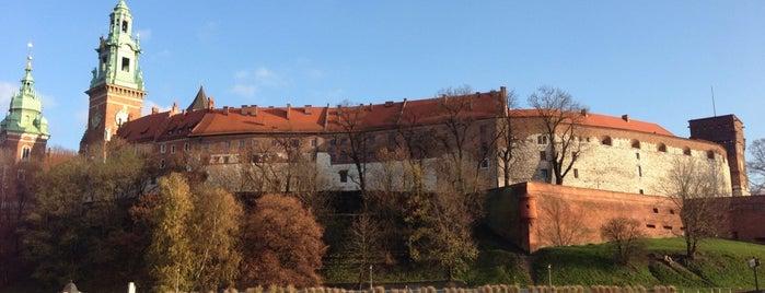 Bulwar Czerwieński is one of Krakow.